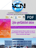 Presentacion PERU - ACN