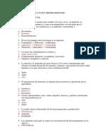 Cuestionario Evaluación Primer Bimestre Ing. Ambiental