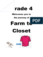 Grade 4- Welcome Board