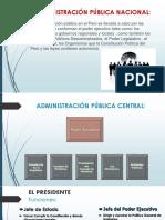 Diapositiva de Administracion Publica (1)