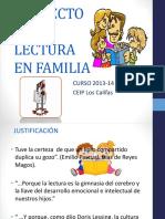 Proyecto Leer en Familia