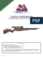 Air Arms s510 Xs Fac Iss2