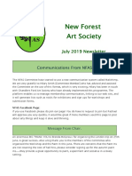 07 19 july newsletter 2019