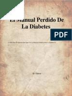 El manual de los diabéticos
