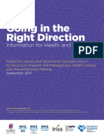 Going in the Right Direction Toolkit