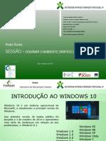 06-Dominar de Forma Simples o Ambiente Grafico e Compreender a Sua Estrutura