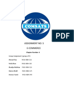 Ecommerce assignment