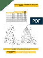 394308645 2 Presipitacion Arial Metodo de Thiessen e Isoyetas 1