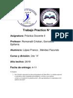 Tp Practica Docente II