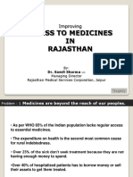 Improving Access to Medicines in Rajasthan