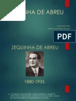Zequinha Abreu