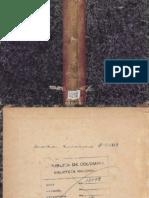 Carlos Cuervo prehistorias y viajes