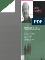 HERZFELD, M. Antropologia. Prática Teórica Na Cultura e Na Sociedade _ Orientações - Antropologia Como Uma Prática Da Teoria-girado