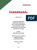 T.teoria de Cola Cinemark