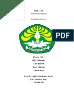 Tugas PI PDB Diky Albarado