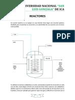 Reactores Cardenas