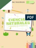 CUADERNO DE CIENCIAS NATURALES SEXTO UNIDAD N°1