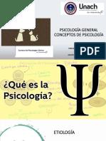 1. PSICOLOGÍA
