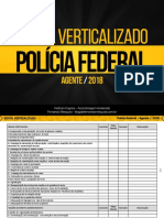 Edital Verticalizado PF