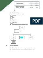 Manual de Funcines (Ventas)
