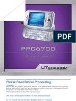 Ppc 6700 Owners Manual