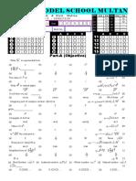 Math-9th ch-2 (2018-19)