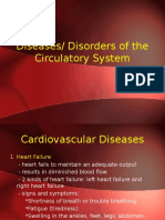 333955650 Disorders of the Circulatory System