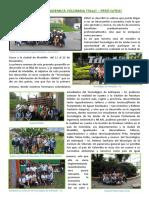 PASANTIA ACADEMICA PERÚ - COLOMBIA