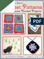 11 Granny Square Crochet Patterns  ----.pdf