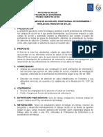 Guía Niveles Campos Acción 2019b