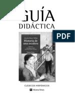 Guia didactica Historia de una escalera