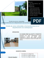 ZONAS VULNERABLES A INUNDACION-LAMBAYEQUE- GRUPO 5.pptx
