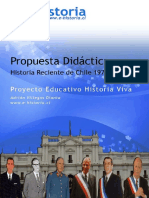 Propuestadidctica Historiarecientedechile1970 2003 100224230229 Phpapp02