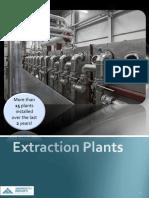 Planta de extracción