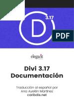 Divi3.17 Doc ES