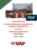 Plan Operativo Episi 2019-2024