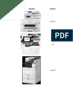 impresoras empresariales