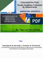 TEMA N° 04 SISTEMA DE INVESTIGACIÒN DE MERCADOS
