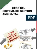 Requisitos Del Sistema de Gestión Ambiental Matriz Simple