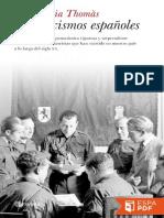 Los Fascismos Espanoles - Joan Maria Thomas