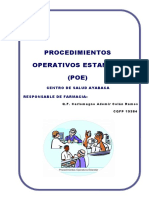Piloto POE Farmacia CS Ayabaca