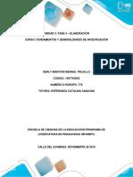 Fase 4 - Elaboración, Derly Bernal Docx