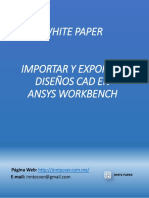 importar inventor a ansys