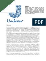 Trabajo Unilever