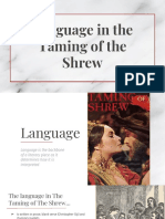 Language in the Taming of the Shrew 2.pptx