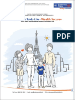 Edelweiss Tokio Life - Wealth Secure