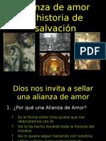 Alianza de Amor (Historia de Salvacion (1)