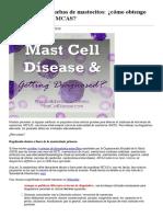 Enfermedad de mastocitos