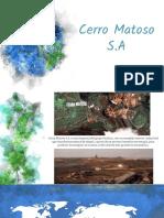 Cerro Matoso Logistica