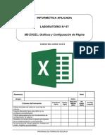 Lab07 - Gráficos y Configuración de Página